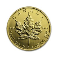Maple Leaf Oro 1oz.