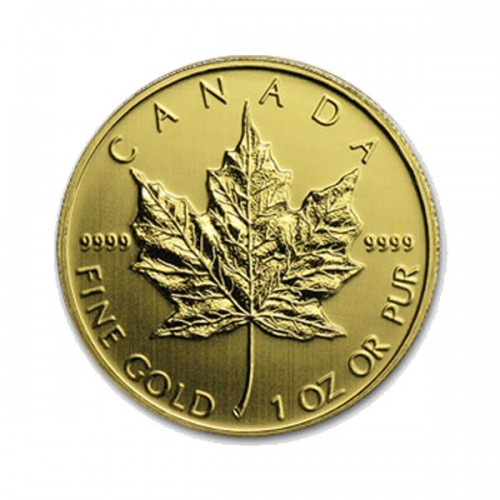 Maple Leaf Oro 1 oz.